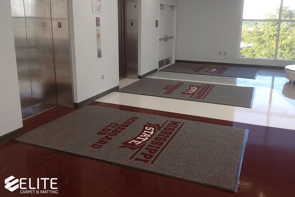 mississippi state university elevator mats